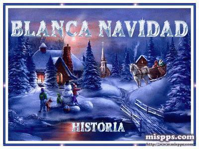 Villancico de navidad blanca navidad