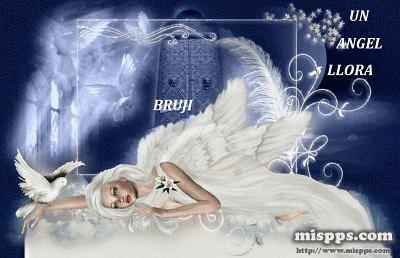 Un angel llora for Annette moreno y jardin un angel llora